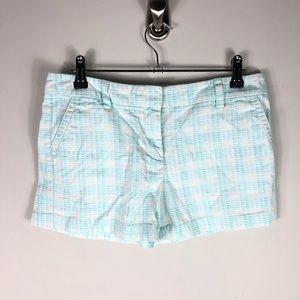 Vineyard Vines Whale Print Cotton Shorts Blue 14
